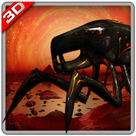Aliens Insect Shooter